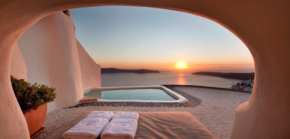 Kapari Natural Resort Imerovigli Santorini Greece