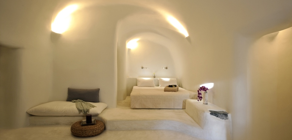 Vanilla Rooms Kapari Natural Resort Imerovigli